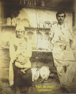Familia de olari Obrezeanu