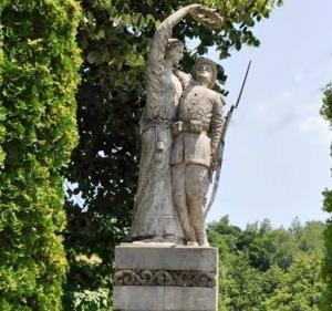 Monumentul Eroilor Romanii de Jos
